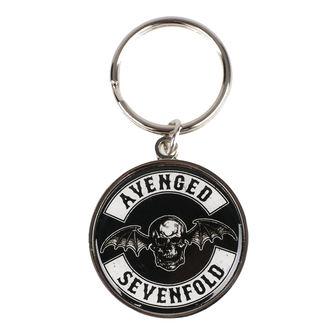 porte-clés (pendentif) Avenged Sevenfold - Deathbat - ROCK OFF, ROCK OFF, Avenged Sevenfold