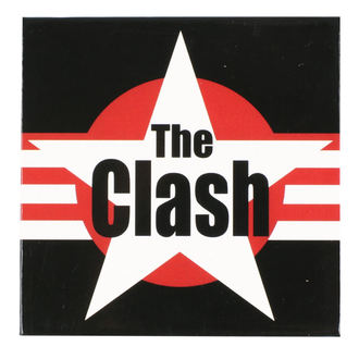 Aimant The Clash - ROCK OFF, ROCK OFF, Clash