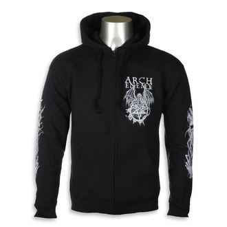 sweat-shirt avec capuche pour hommes Arch Enemy - Riddick -