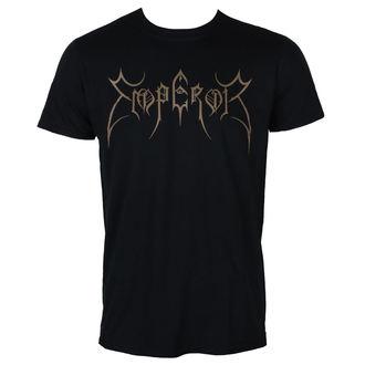tee-shirt métal pour hommes Emperor - LOGO GOLD - PLASTIC HEAD, PLASTIC HEAD, Emperor