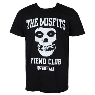tee-shirt métal pour hommes Misfits - FIEND CLUB - PLASTIC HEAD, PLASTIC HEAD, Misfits
