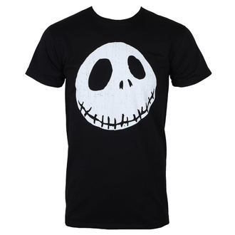 t-shirt de film pour hommes Nightmare Before Christmas - CRACKED FACE, NIGHTMARE BEFORE CHRISTMAS, Nightmare Before Christmas