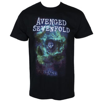 tee-shirt métal pour hommes Avenged Sevenfold - SPACE FACE - PLASTIC HEAD, PLASTIC HEAD, Avenged Sevenfold