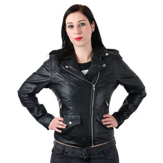 veste en cuir pour femmes - Augusta - DOCTOR FAUST, DOCTOR FAUST