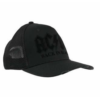 Casquette AC/DC - BACK IN BLACK - AMPLIFIED, AMPLIFIED, AC-DC