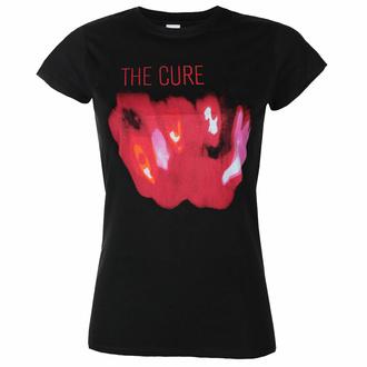 T-shirt pour femmes The Cure - Pornography - Noir - ROCK OFF, ROCK OFF, Cure