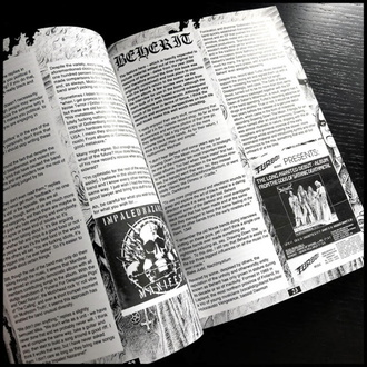 Livre Black Metal: Prelude To The Cult , CULT NEVER DIE