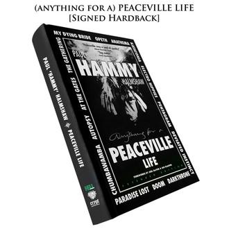 Livre Peaceville Life (édition reliée signée), CULT NEVER DIE