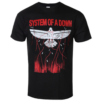 tee-shirt métal pour hommes System of a Down - Dove Overcome - ROCK OFF, ROCK OFF, System of a Down