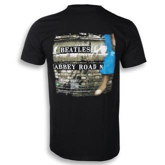tee-shirt métal pour hommes Beatles - Abbey Road - ROCK OFF, ROCK OFF, Beatles
