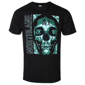 T-shirt pour hommes Northlane - Green Enemy - Noir - KINGS ROAD, KINGS ROAD, Northlane