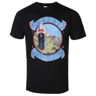 T-shirt pour hommes Myrkur - Folksange Meadows - Noir - KINGS ROAD - 20158100