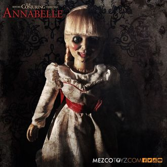 Poupée Annabelle - The Conjuring Scaled Prop Replica, NNM