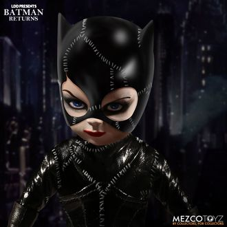Figurine BATMAN - Living Dead Dolls - Catwoman, LIVING DEAD DOLLS, Batman