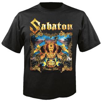 T-shirt pour hommes SABATON - Carolus rex - NUCLEAR BLAST, NUCLEAR BLAST, Sabaton