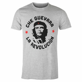 T-shirt pour homme Che Guevara - Cercle Logo - GRIS - ROCK OFF, ROCK OFF, Che Guevara