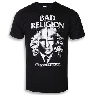 tee-shirt métal pour hommes Bad Religion - Oppose Tyranny - KINGS ROAD, KINGS ROAD, Bad Religion