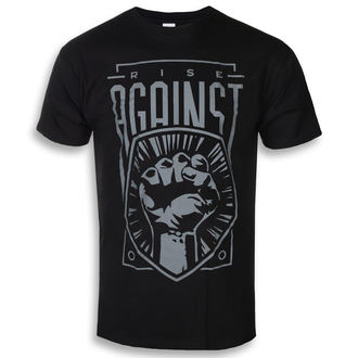 tee-shirt métal pour hommes Rise Against - Fist - KINGS ROAD, KINGS ROAD, Rise Against