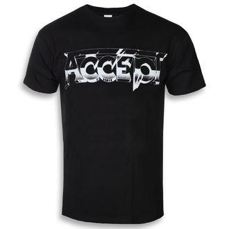 tee-shirt métal pour hommes Accept - LOGO 2 - PLASTIC HEAD, PLASTIC HEAD, Accept
