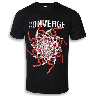 tee-shirt métal pour hommes Converge - SNAKES - PLASTIC HEAD, PLASTIC HEAD, Converge