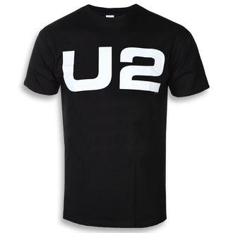 tee-shirt métal pour hommes U2 - WHITE LOGO - PLASTIC HEAD, PLASTIC HEAD, U2