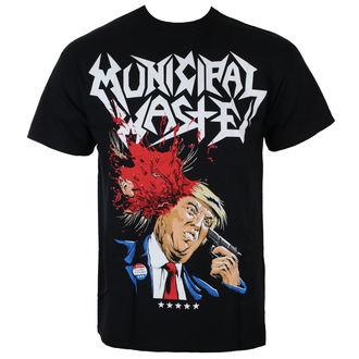 tee-shirt métal pour hommes Municipal Waste - TRUMP - Just Say Rock, Just Say Rock, Municipal Waste
