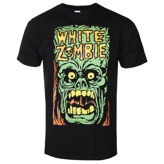 T-shirt pour hommes WHITE ZOMBIE - YELLING - NOIR - GOT TO HAVE IT, GOT TO HAVE IT, White Zombie