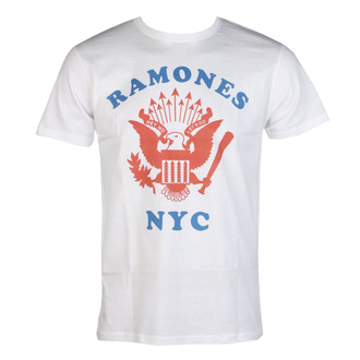 T-shirt pour hommes RAMONES - NYC BASEBALL - BLANC - GOT TO HAVE IT, GOT TO HAVE IT, Ramones