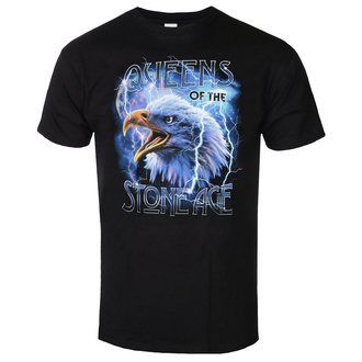 T-shirt pour hommes Queens of the Stone Age - ELECTRIC EAGLE - NOIR - GOT TO HAVE IT, GOT TO HAVE IT, Queens of the Stone Age