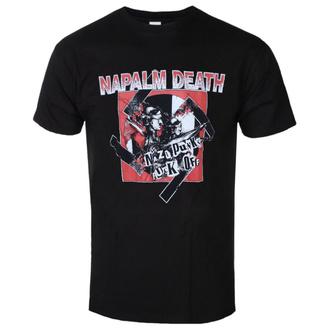 tee-shirt métal Napalm Death - Nazi Punks - RAZAMATAZ, RAZAMATAZ, Napalm Death