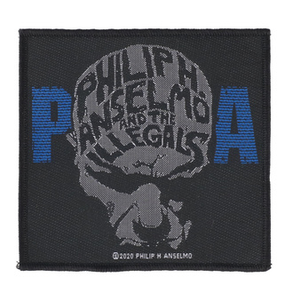 Patch Philip H. Anselmo & The Illegals - Face - RAZAMATAZ, RAZAMATAZ, Philip H. Anselmo & The Illegals
