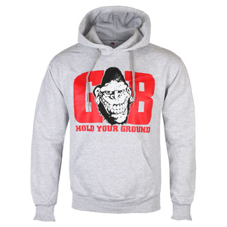 sweat-shirt avec capuche pour hommes Gorila Biscuits - Hold Your Ground - KINGS ROAD, KINGS ROAD, Gorila Biscuits