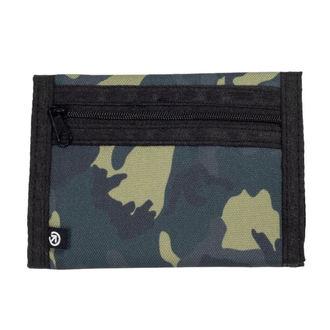 Portefeuille MEATFLY - ARROW - C - 1/26/55 - Camouflage Noir, MEATFLY