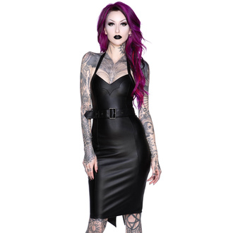 Robe pour femmes KILLSTAR - Eclipse Pencil, KILLSTAR