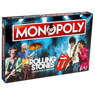 Jeu de société Monopoly - Rolling Stones , NNM, Rolling Stones