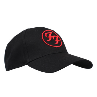 Casquette Foo Fighters - Red Circle Logo - ROCK OFF - FOOCAP03B