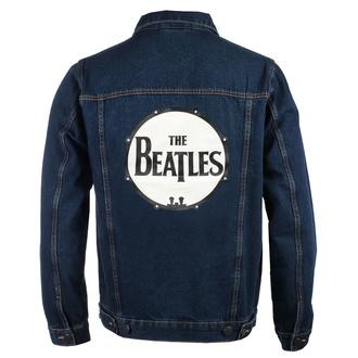 Veste pour hommes Beatles - Drum Logo - DENIM - ROCK OFF, ROCK OFF, Beatles