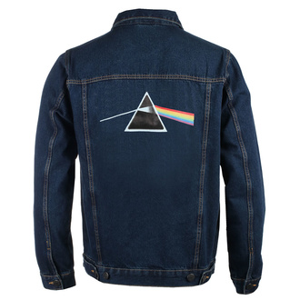 Veste pour hommes Pink Floyd - DSOTM Prism - DENIM - ROCK OFF, ROCK OFF, Pink Floyd
