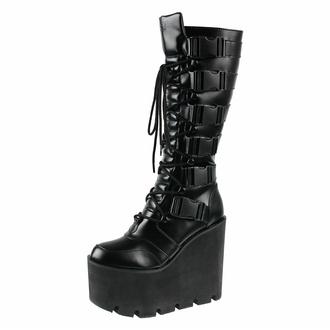Chaussures pour femmes KILLSTAR - Lugosi - Noir, KILLSTAR