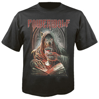 T-shirt pour hommes POWERWOLF - We drink your blood - NUCLEAR BLAST, NUCLEAR BLAST, Powerwolf