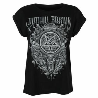 t-shirt pour femmes Dimmu Borgir - Eonien Pentagram, NNM, Dimmu Borgir