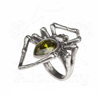 Bague ALCHEMY GOTHIC - Emerald Venom, ALCHEMY GOTHIC