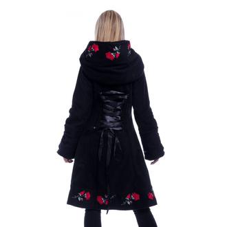 Manteau pour femmes Poizen Industries - EMILLA - NOIR, POIZEN INDUSTRIES
