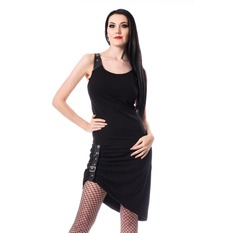 Robe femmes Chemical black - EMMA - NOIR, CHEMICAL BLACK