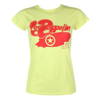 tričko dámské Led Zeppelin - LZ III Bubble Logo, NNM, Led Zeppelin