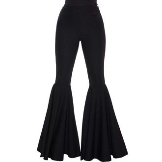 pantalons pour femmes KILLSTAR - Eternal Flares - Noir, KILLSTAR