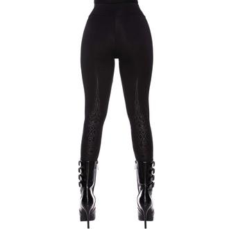 Pantalons pour femmes (leggings) KILLSTAR - Ether - Noir, KILLSTAR
