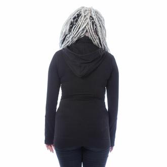 Sweat-shirt pour femme CHEMICAL BLACK - EUDORA - NOIR, CHEMICAL BLACK