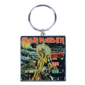 Porte-clé Iron Maiden - Killers, Iron Maiden