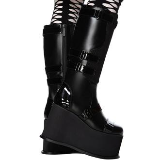 chaussures pour femmes KILLSTAR - Hazel - Noir, KILLSTAR